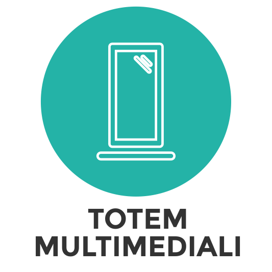 totem multimediali home imelight