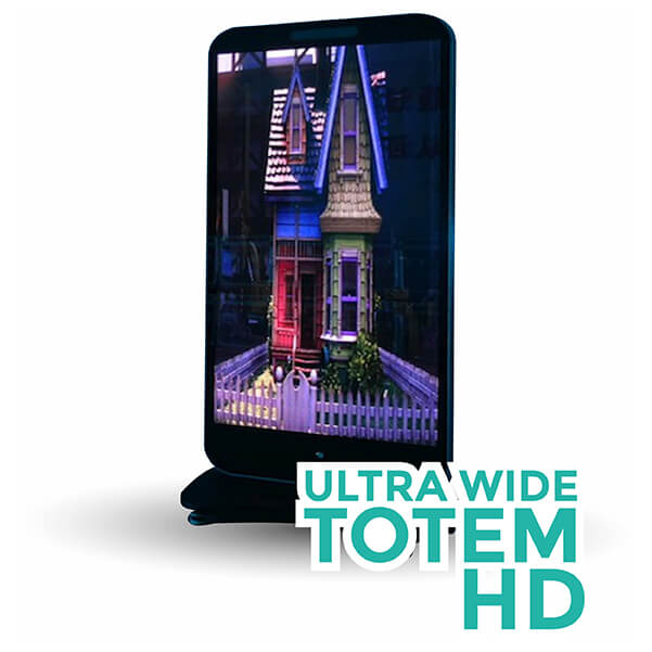 ultra wide totem hd imelight