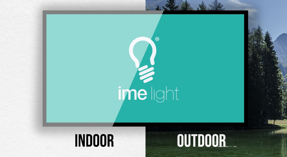 Differenze ledwall indoor ledwall outdoor imelight